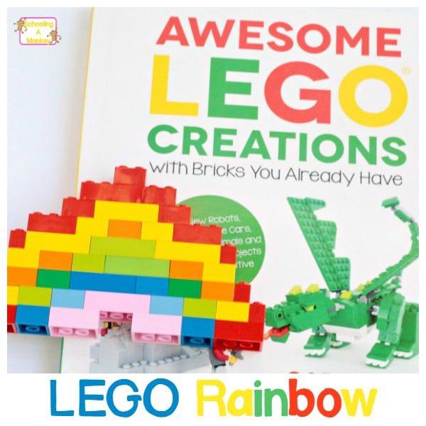 How to Make a LEGO Rainbow