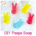 Hands-On Activity for Kids: Handmade Peeps Soap