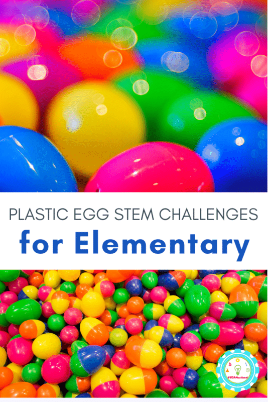 plastic egg stem challenges
