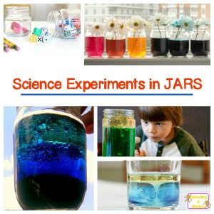 STEM Activities and Science Experiments You Can Do in a Jar