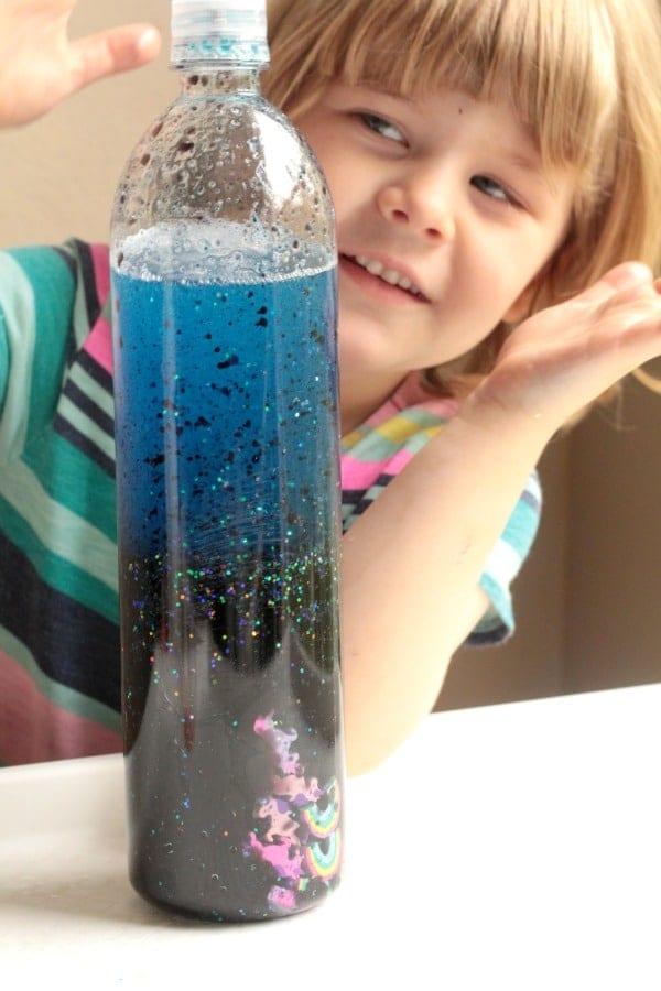 color changing bottle