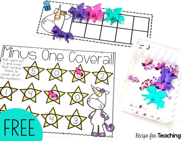 Did you know that you can learn with unicorns? These unicorn activity ideas feature the mythical unicorn and help kids learn along the way!