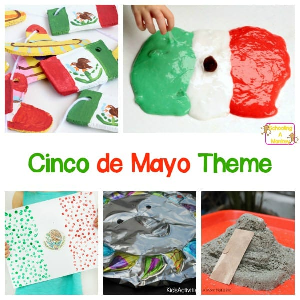 Learn about Mexican Culture with Cinco de Mayo Activities