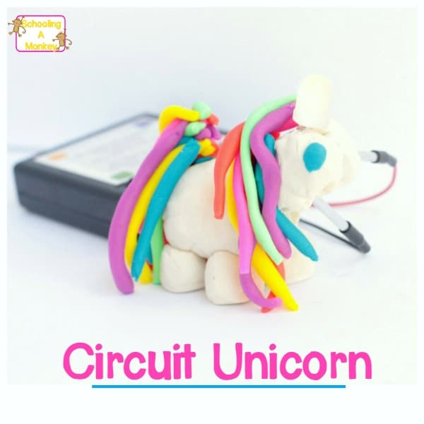 Design a Light-Up Unicorn Horn Craft with Squishy Circuits