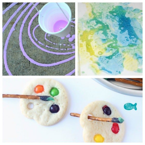 diy art summer camp