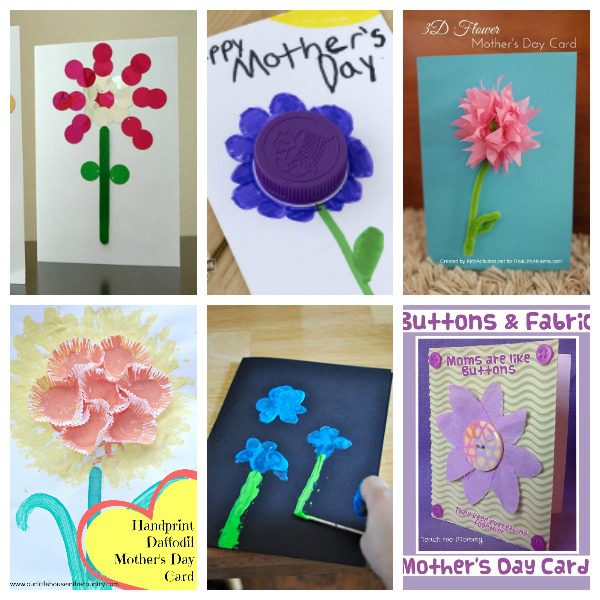 mother's day cards kids can make