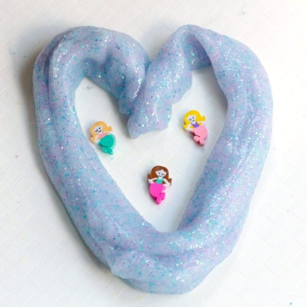 mermaid eraser activities