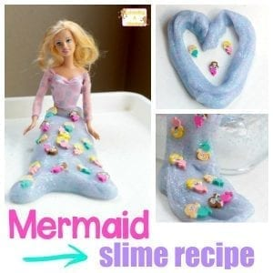 """Under the Sea"" Mermaid Slime For Mermaid Lovers"