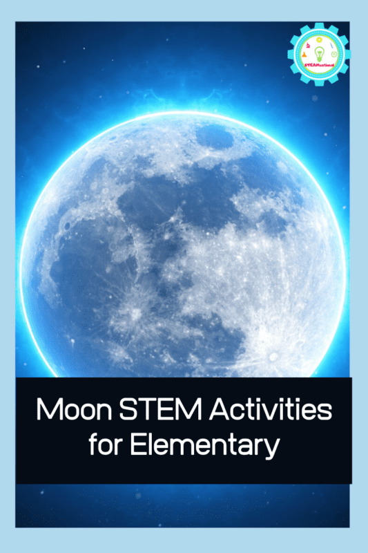 moon activities for elementary