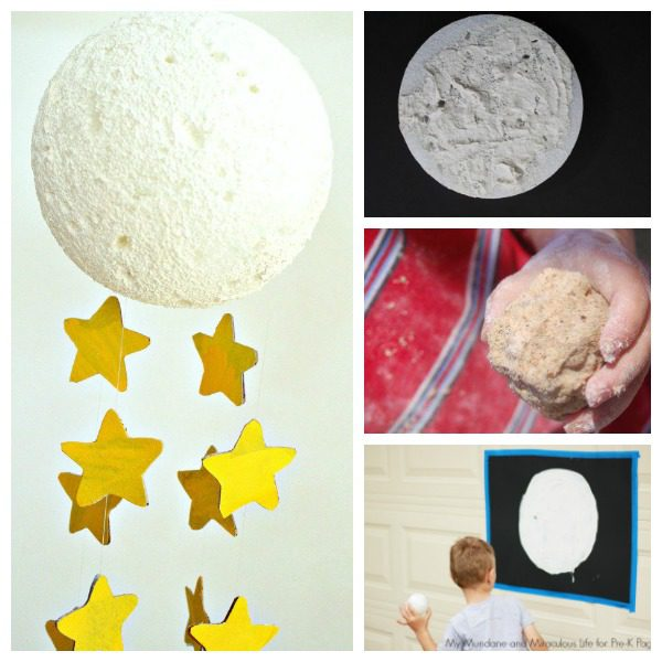 Learn all about the in these exciting moon activities perfect for a moon unit study! Kids will love learning about the moon with these ideas.