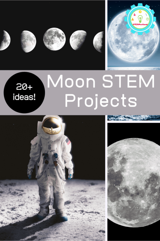 moon stem activities