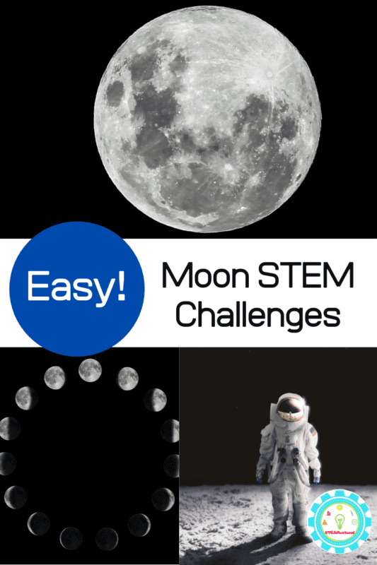 moon stem activities for elementary