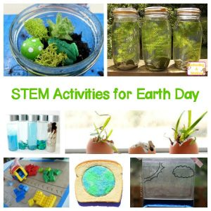 STEM Activities for Earth Day to Inspire Kids to Care for Our World
