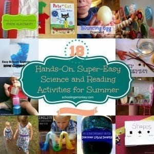 Hands-On, Simple Learning Activities for Summer That Kids Will Love!