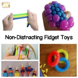 Non-Distracting Fidget Toys for ADHD That Kids Will Love