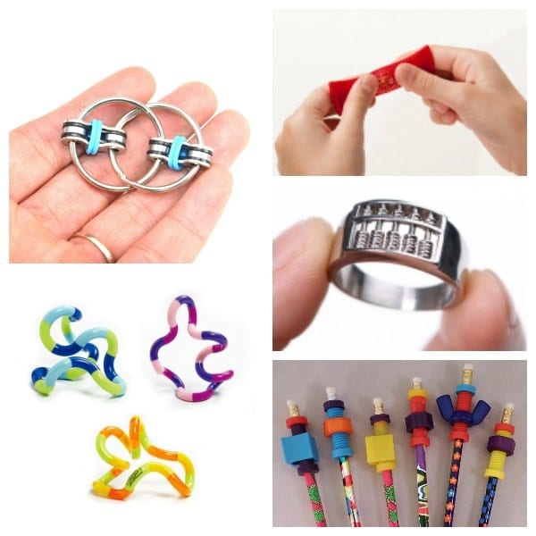 fidget toys for adhd kids