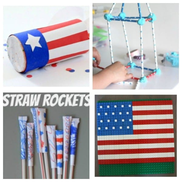 4th of july stem