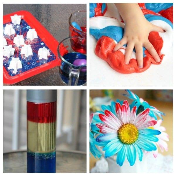 patriotic science for kids