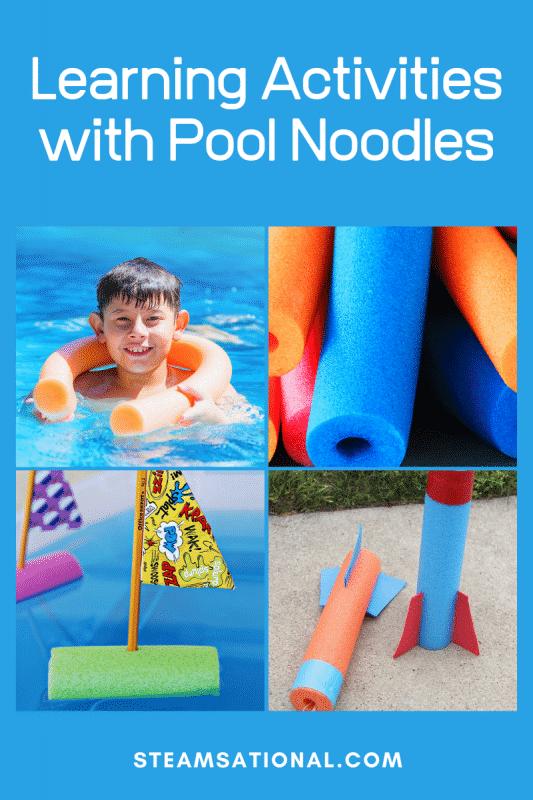 pool noodle ideas