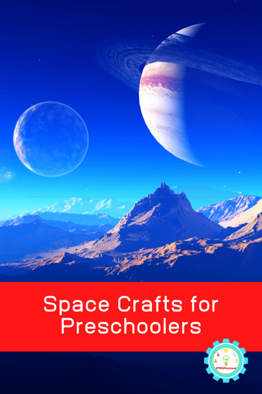 space crafts for preschoolers