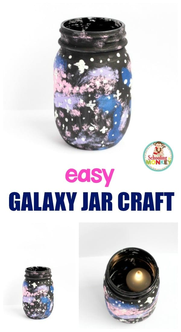 There is something completely fascinating about space, spaceships, space travel, and how things work in space. Explore all of these themes when learning how to make a galaxy jar experiment! It's a fun way to explore galaxy science experiments right at home or in the classroom.