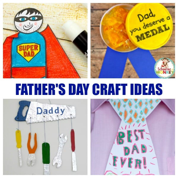 father day craft ideas creative s day crafts can make for 4437