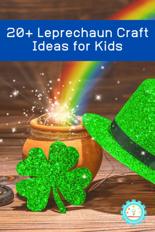 leprechaun ideas for kids