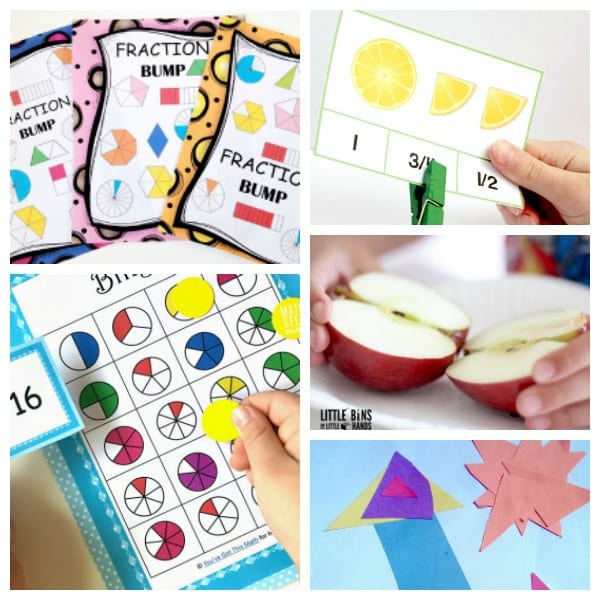 fun ideas for math camp