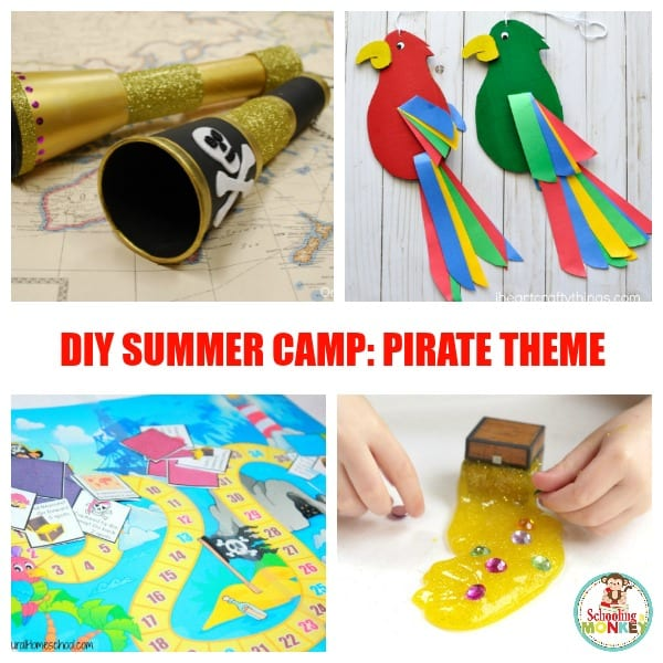 How To Make A Summer Camp At Home