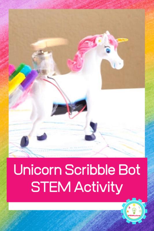 scribble bot stem activity