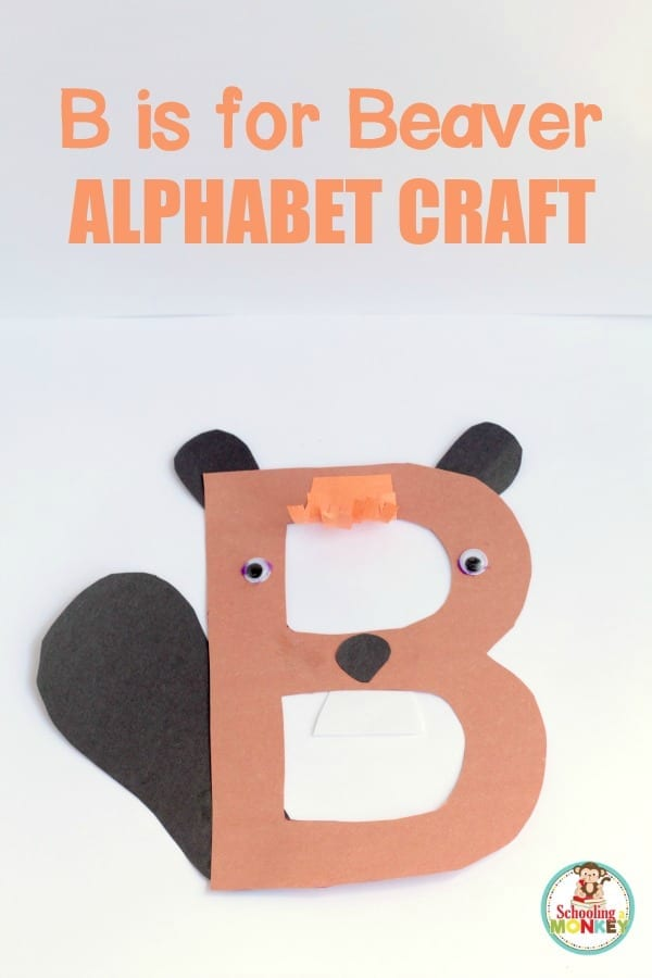 Easy A Z Alphabet Crafts