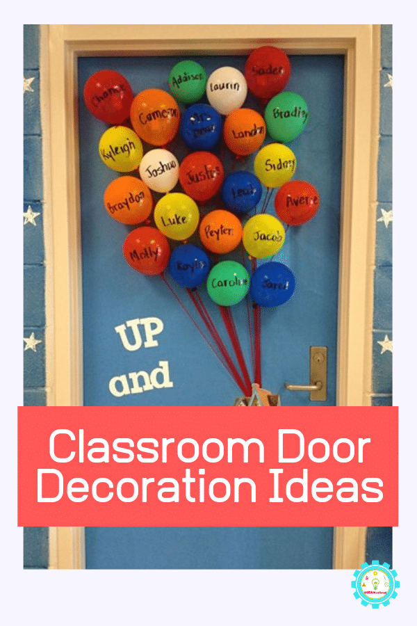 15 Amazing Classroom Door Ideas That Will Make Your Students