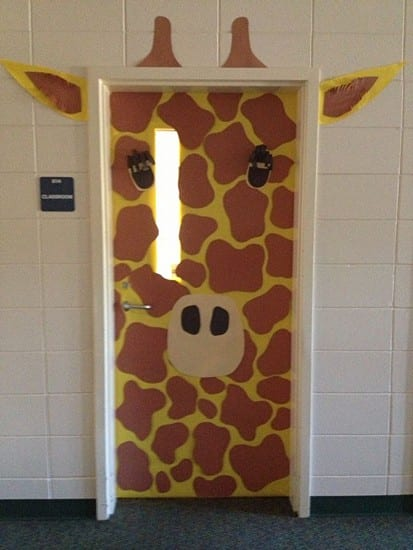 Make the first day back to school a blast with these creative classroom door ideas! You'll be the star teacher with these classroom hallway decorations!