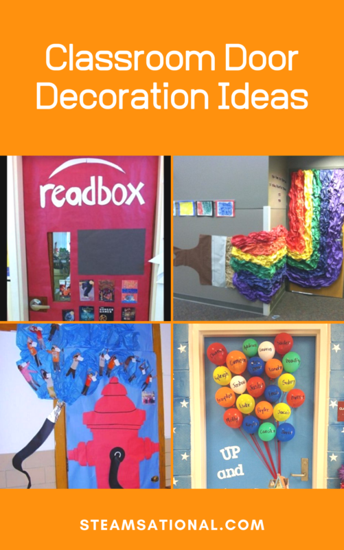door decoration ideas for teachers