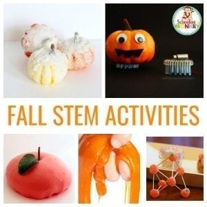Brilliant Fall STEM Activities that Will Make You the Hero of Your Classroom