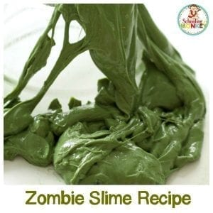 How to Make Gross, Creepy Zombie Slime