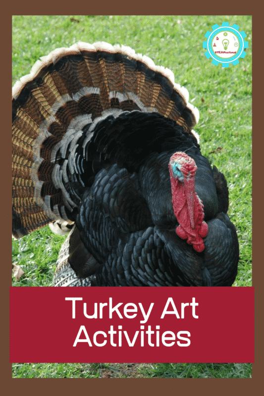 turkey art activities