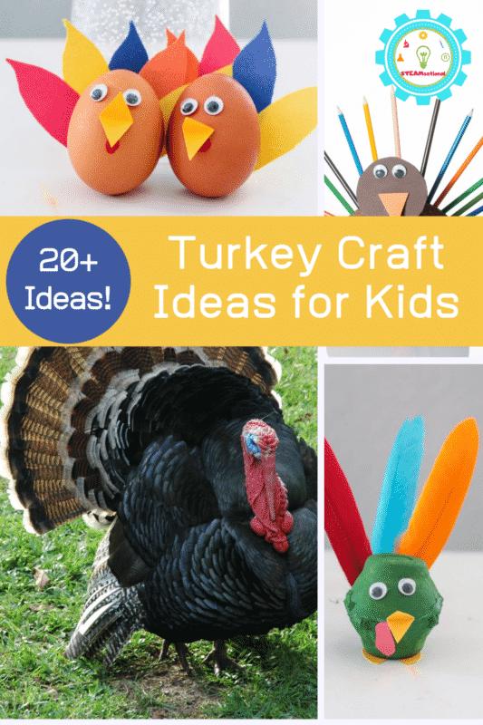 turkey craft ideas