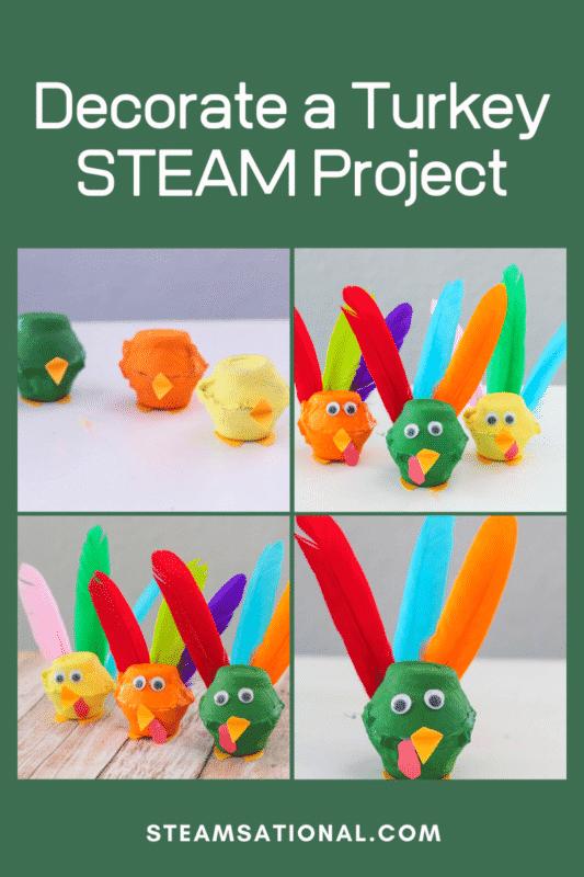 decorate turkey project