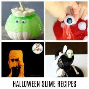 21 Halloween Slime Recipes Guaranteed to Make You the Most Popular Teacher