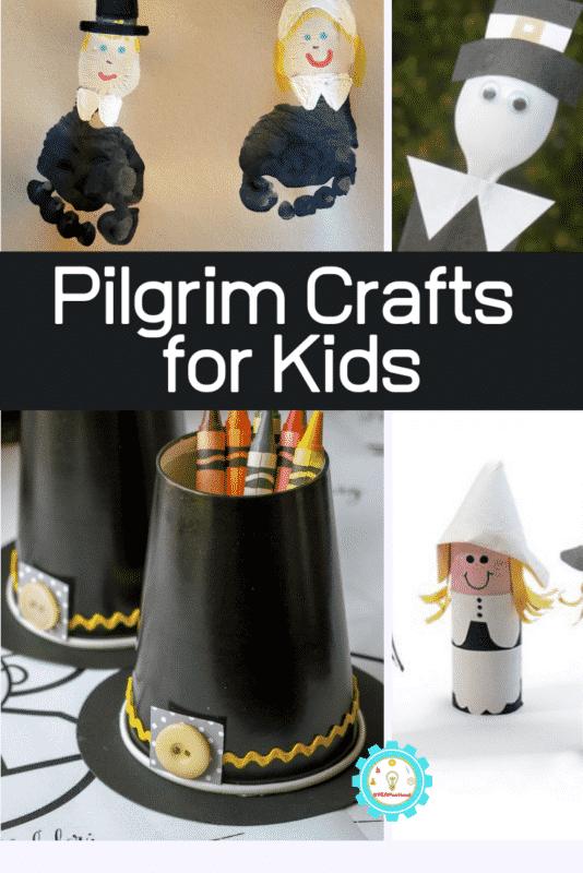 pilgrim crafts for kids