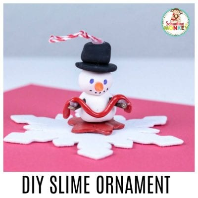 The Best Diy Slime Ornament To Celebrate Your Love Of Slime