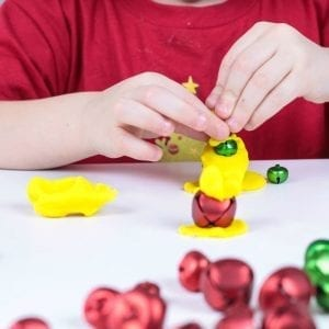 Easy Jingle Bell Engineering Challenge Perfect for Preschool
