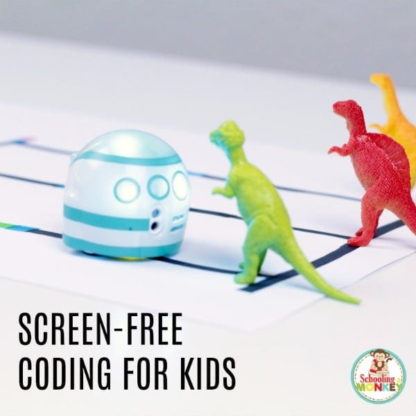 3 Screen-Free Coding Ideas for Ozobot Evo