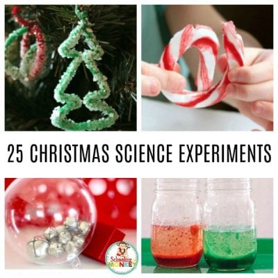 25 of the Best Christmas Science Experiments for Kids
