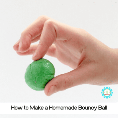 How to Make Your Own Bouncy Ball