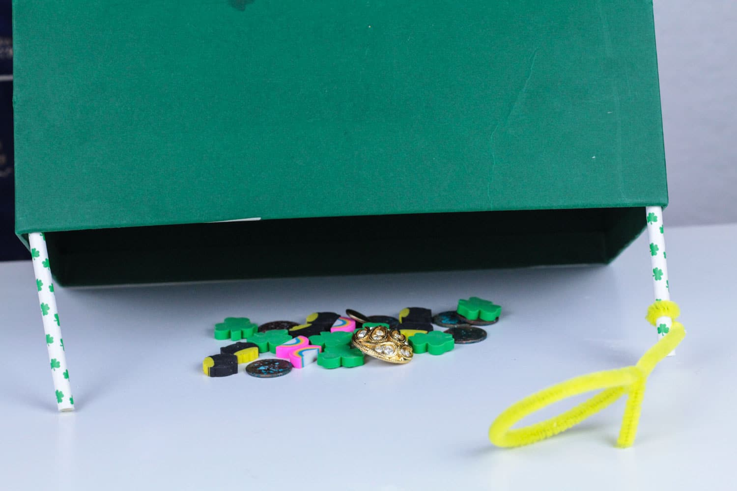 Build STEM skills in a fun way! The leprechaun trap STEM activity is a fun STEM activity for St. Patrick's Day that kids of all ages will love. Try the leprechaun trap challenge in your classroom or at home!