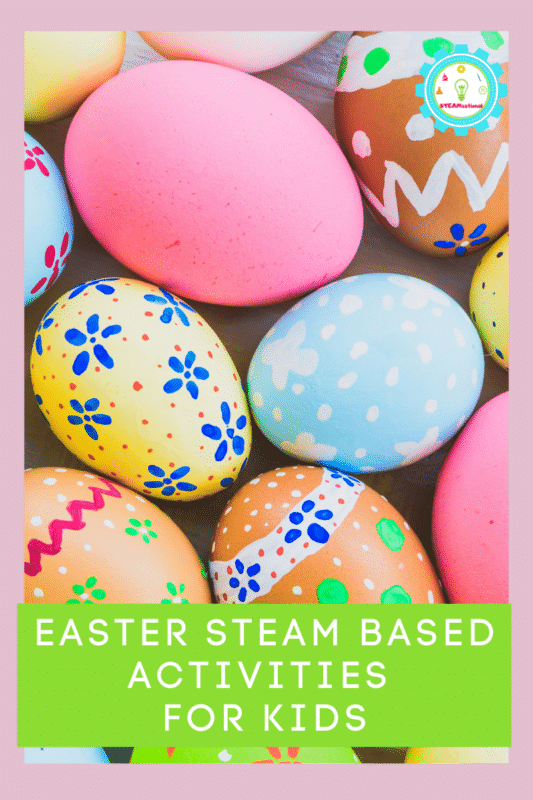 easter steam based activities