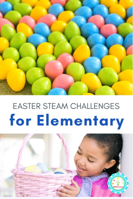 easter steam challenges