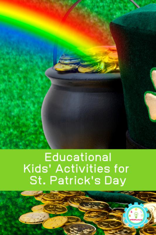 st patricks day program ideas